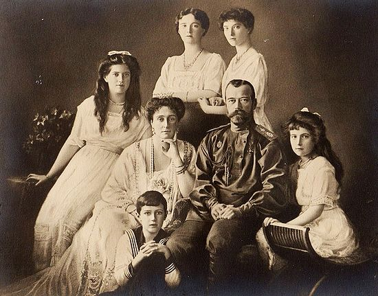 Верховный суд рф реабилитировал царскую семью романовых фото 1